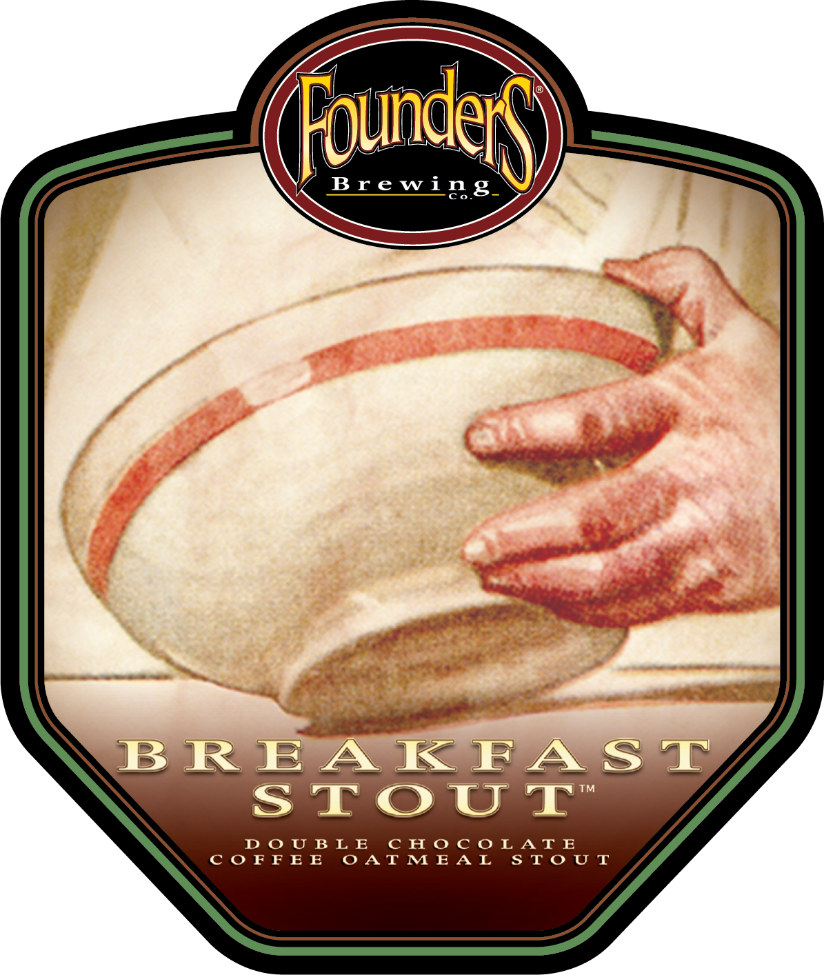 Founders Breakfast Stout logo