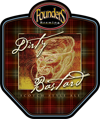 Founders Dirty Bastard logo