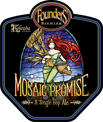 Founders Mosaic Promise logo